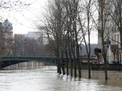fr.shafaqna - À Paris, la Seine a atteint son pic de crue