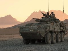 L'organisme Amnistie internationale Canada s'est dit «profondément déçu» que le gouvernement canadien ne soit pas prêt à annuler le contrat de 15 milliards entre l'Arabie saoudite et l'entreprise canadienne General Dynamics Land System. Photo Bill Graveland, archives La Presse canadienne