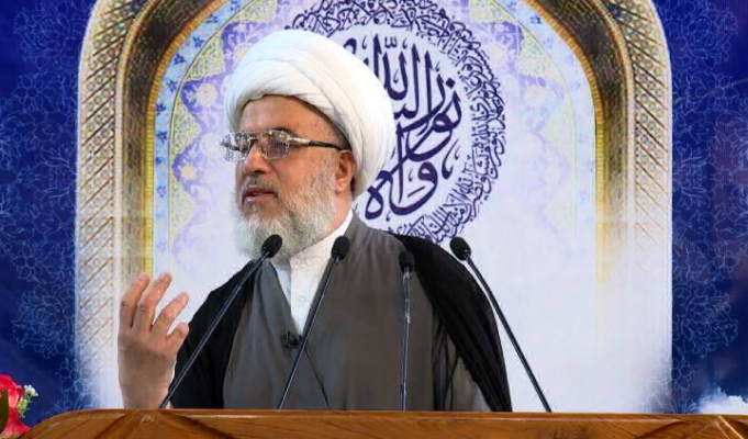 Cheikh Abdul Mahdi Al Karbalaï