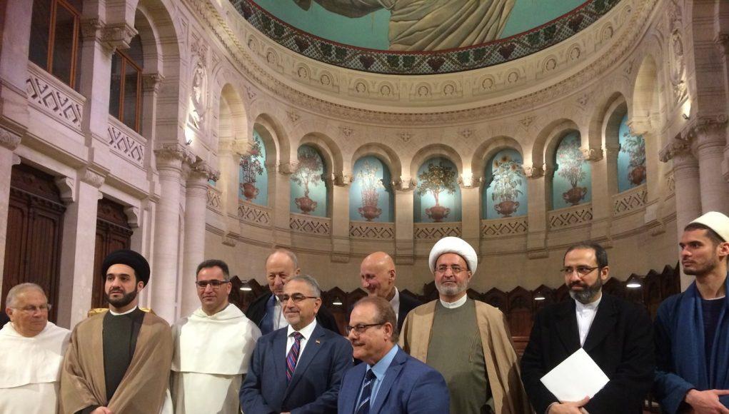 Rassemblement islamo-chrétien