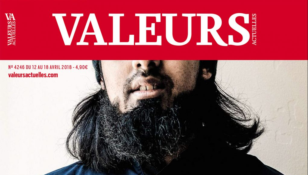 islam en france islamophobie musulmans dans la France Musulmans de France musulmans en France Valeurs actuelles islamophobie en France magazines d'extrême droites médias français médias d'extrême droites salafisme salafisme en France