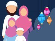 Allah amour Coran couples époux famille Femme foi Iftâr jeûne L'harmonie des deux époux mari mariage Ramadan