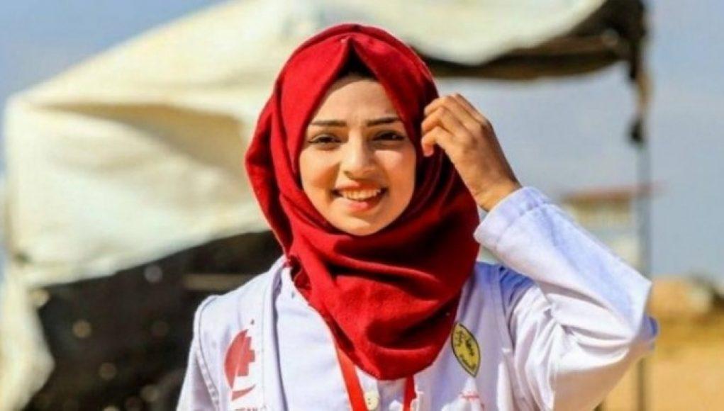 Razan, une trace du papillion ; premier documentaire sur une héroïne