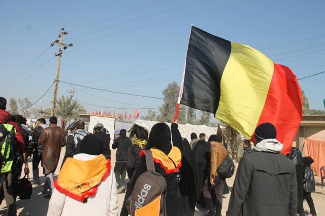 fr.shafaqna - À Mehran, l'imam Hussein déplace des foules iraniennes vers l'Irak2