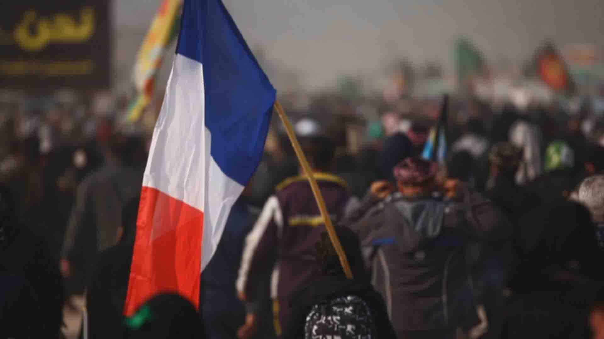 fr.shafaqna - À Mehran, l'imam Hussein déplace des foules iraniennes vers l'Irak3