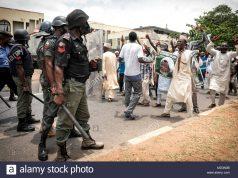 fr.shafaqna - Nigeria refus de libération sous caution d'un leader chiite