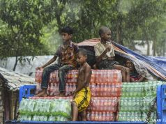 Rohingyas,Bangladesh