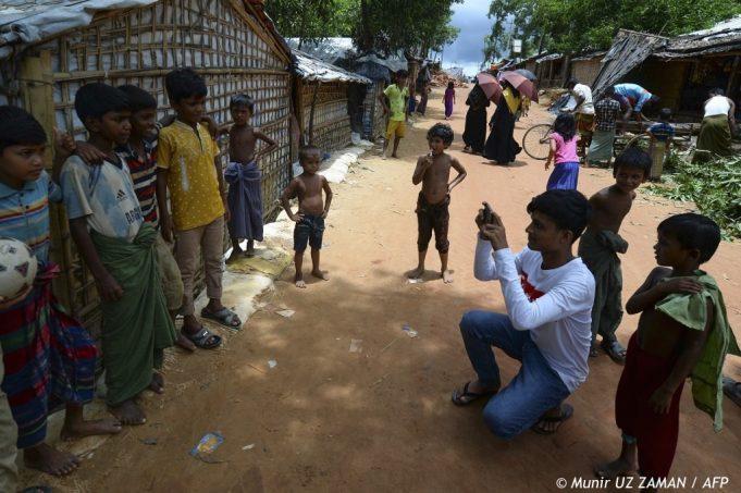 réfugiés Rohingyas