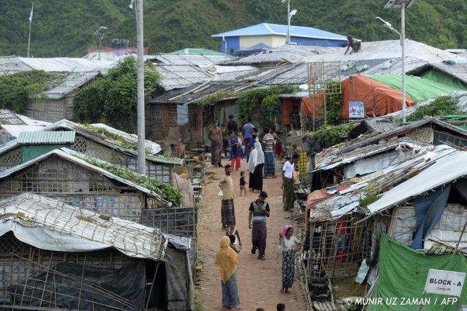 Birmanie, sécurité