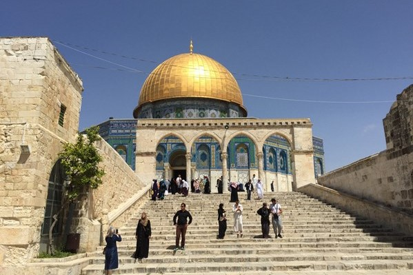 Al Aqsa, Palestine