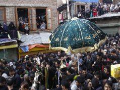 muharram, cachemire, chiites