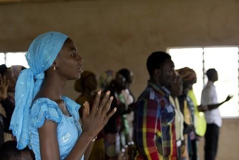 chrétiens, Nigéria