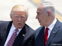 Donald Trump, Netanyahu