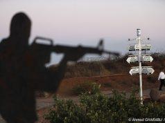 ONG palestinienne, armée israélienne