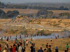 Marche du grand retour, Palestine
