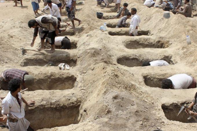 guerre, Yémen