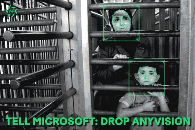 Palestiniens, Microsoft