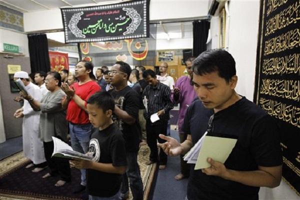 Malaisie, Imam Hussein