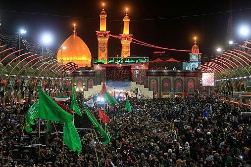 Imam Hussein, Arba'in
