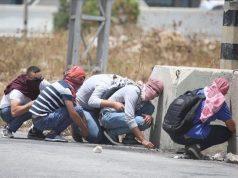 Palestiniens, L'armée israélienne