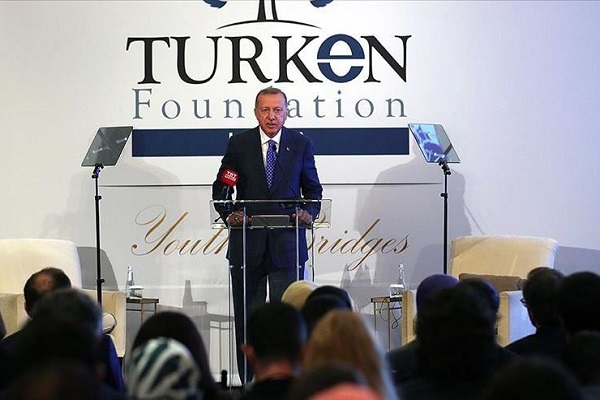 Erdoğan, Jérusalem