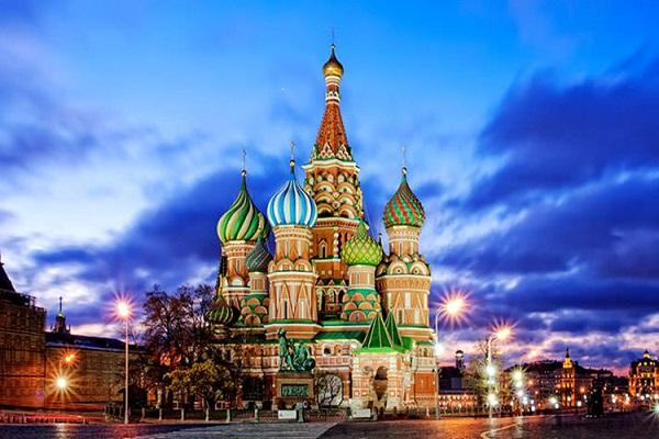 Eglise russe, religions