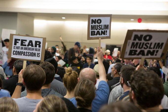 Etats-Unis, muslim ban