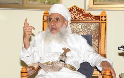grand Ayatollah Sobhani, Oman