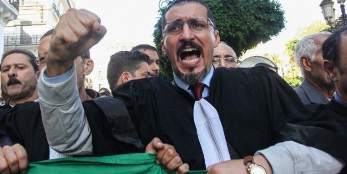 Algérie, CNLD, Hirak