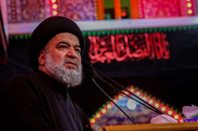 prière du vendredi, imam Al Hussein (p), Arbaeen
