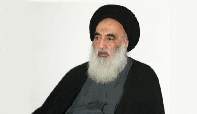 Irak, manifestations, Ayatollah Sistani