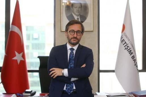 Turquie, Dr. Fahrettin Altun, islamophobie