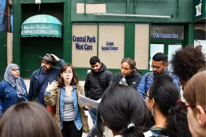 New York, musulmans