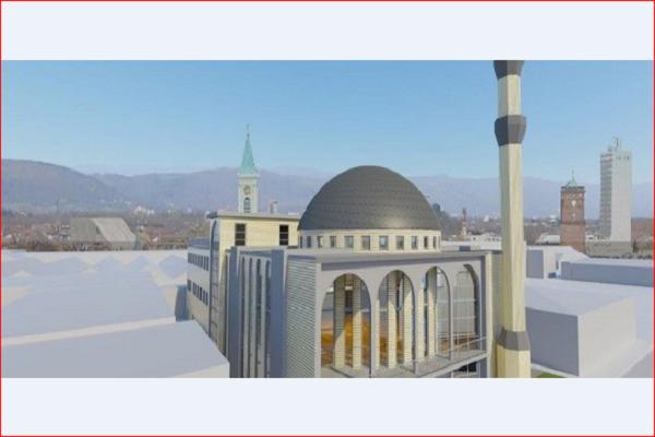mosquée en Allemagne, Recep Tayyip Erdogan