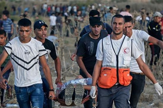 Gaza, Israel, Deal du siècle