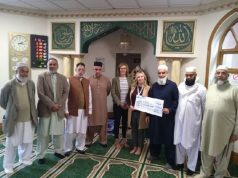 Angleterre, musulmans
