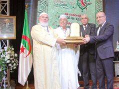 Coran, Algérie