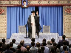 Ayatollah Khamenei, Iran, technologie nucléaire