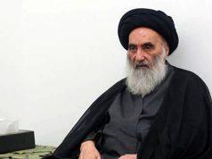 Ayatollah Sistani, Irak, Prière du vendredi