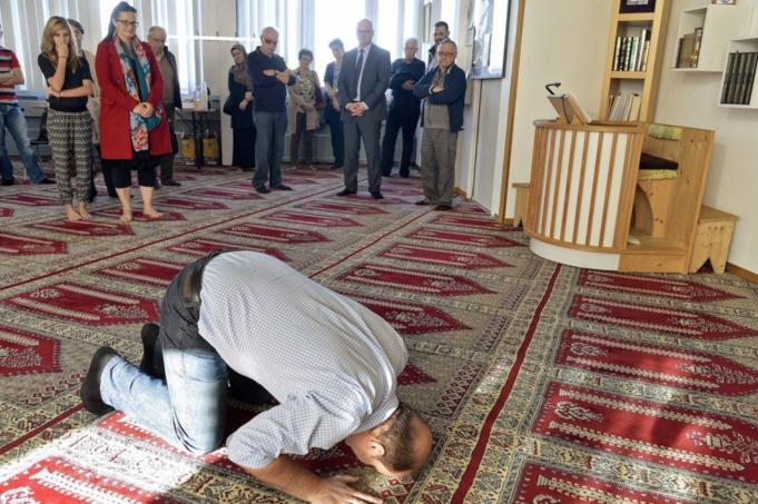 Suisse, Musulmans