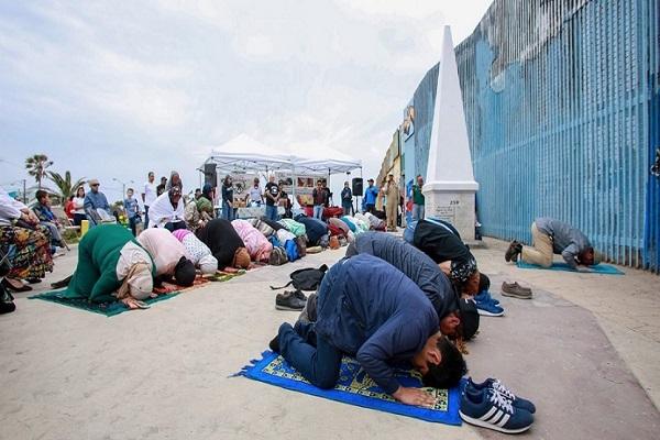 Mexique, Musulmans ,chrétiens