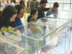 Foire internationale du livre de Sharjah, Coran