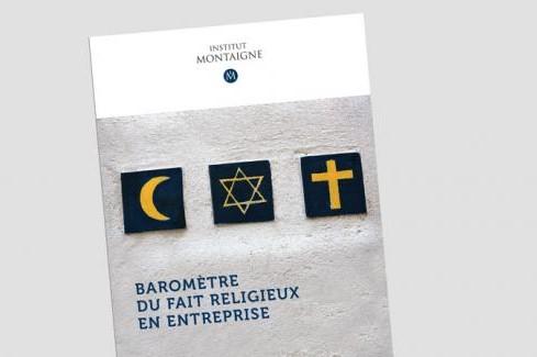 Institut Montaigne, religion, France