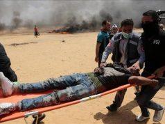 Gaza, Israël, Grande Marche du Retour