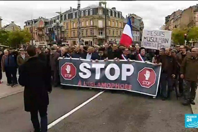 France, islamophobie, femmes voilées, musulmans