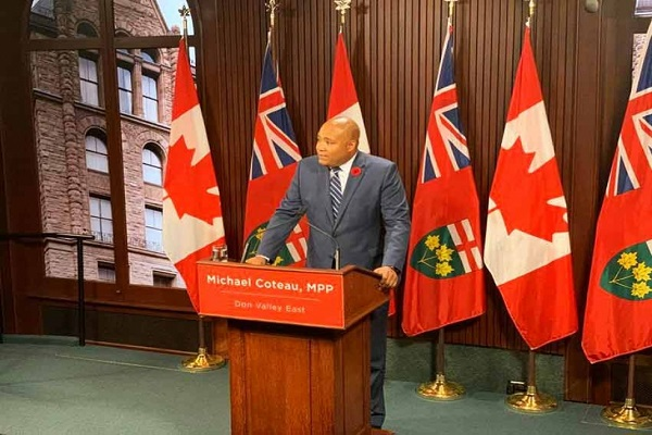 Ontario, libertés religieuses, racisme