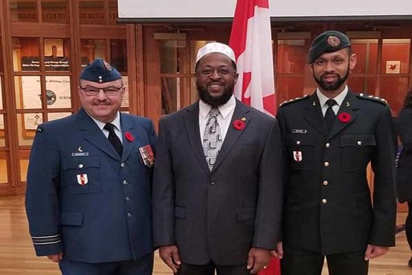 Canada, musulmans