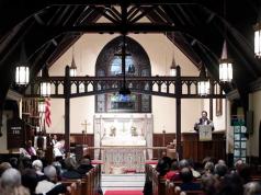 Etats-Unis, New Jersey, fête de l'Action de grâce