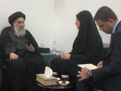 MANUI, Ayatollah Sistani, Irak