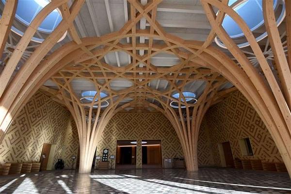 Angleterre, mosquée de Cambridge, 'islamophobie